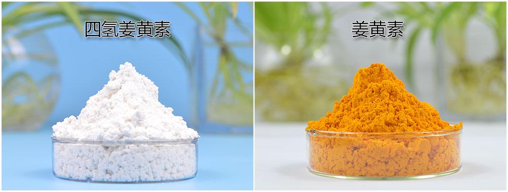 四氢姜黄素和姜黄素的区别